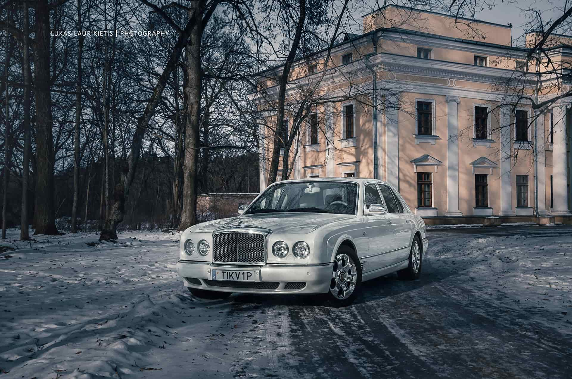 Bentley Arnage Tikvip